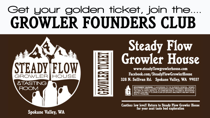 Golden Growler Ticket Club